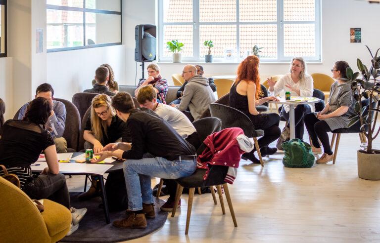 Mødelokaler Coworking Lounge