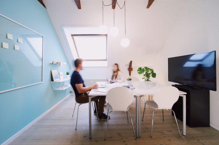 Repairshop mødelokale
