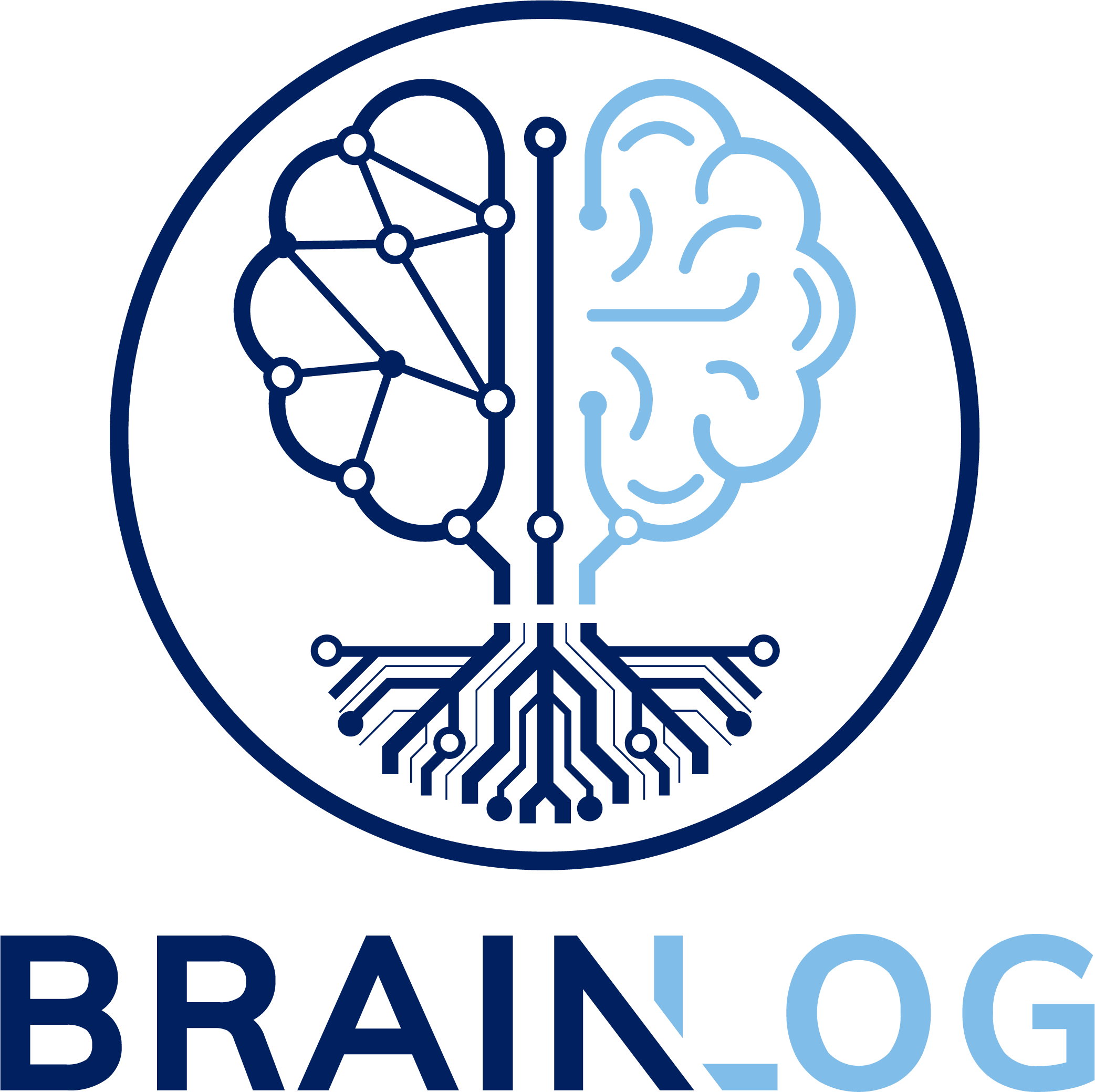 Brainlog logo