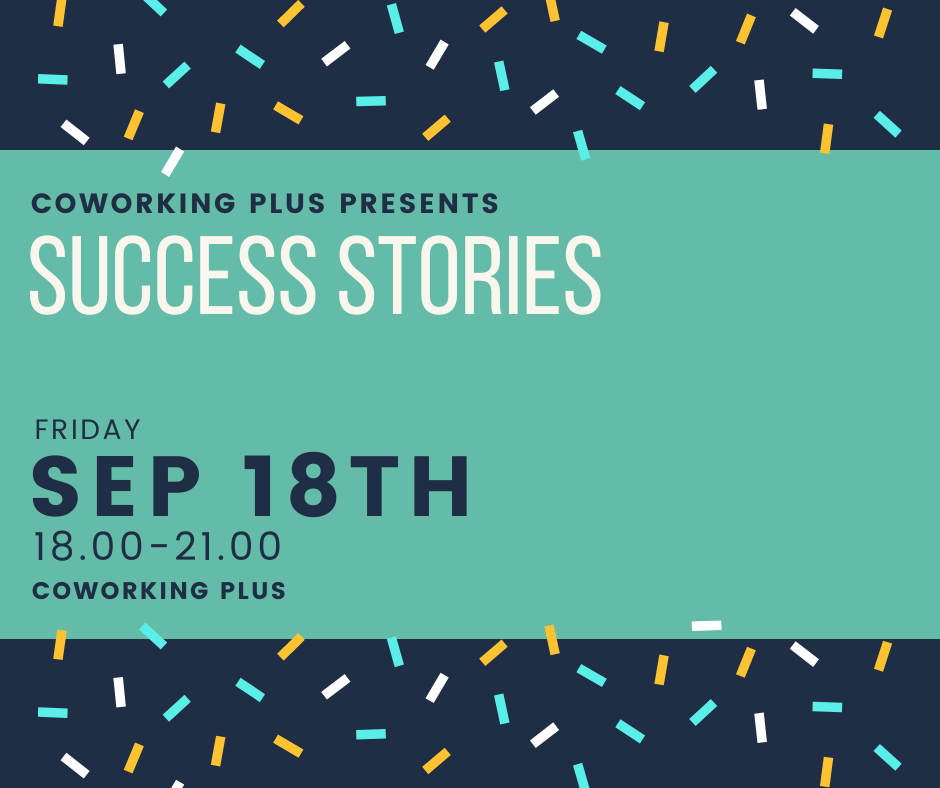 Success Stories event