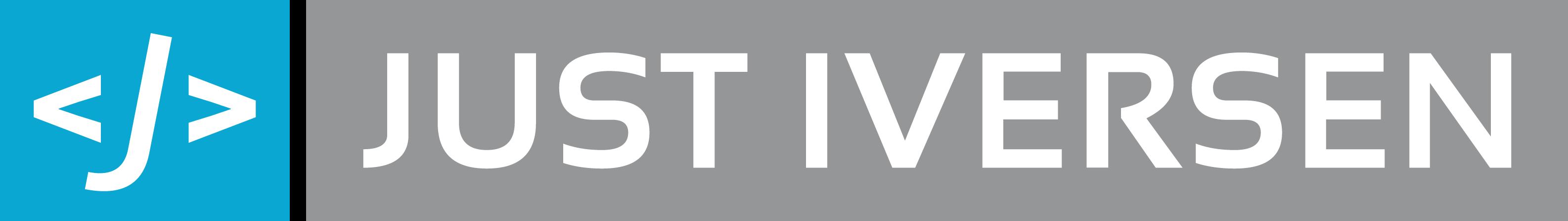 Just Iversen logo