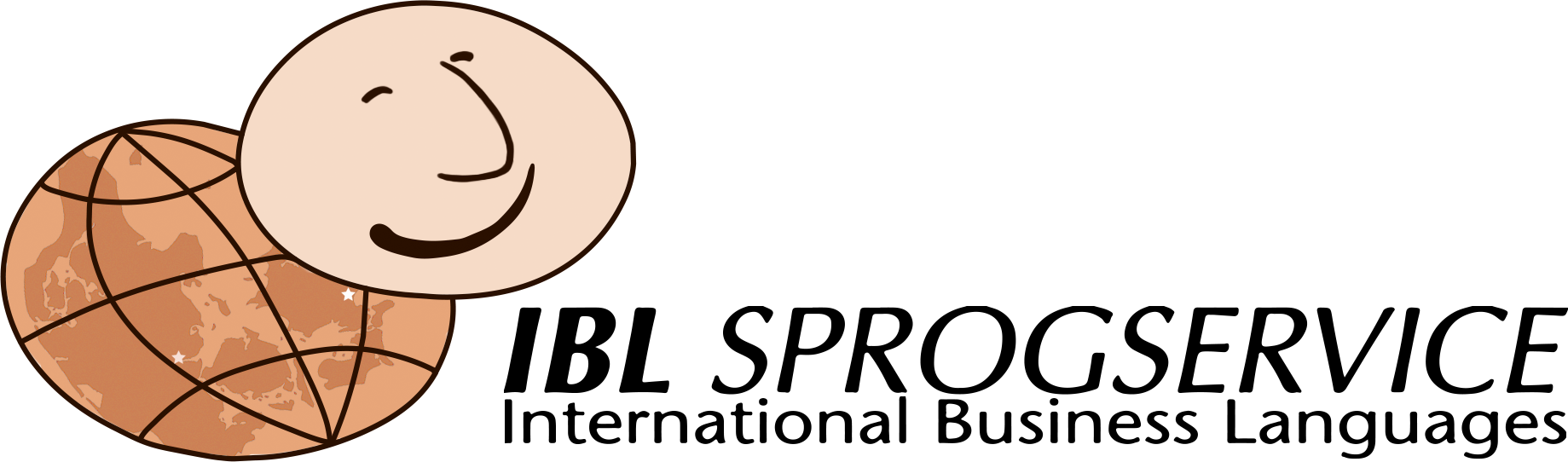 IBL Sprogservice Logo