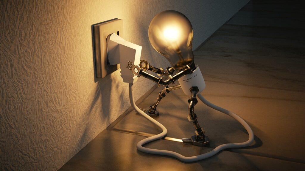 light bulb, idea, creativity