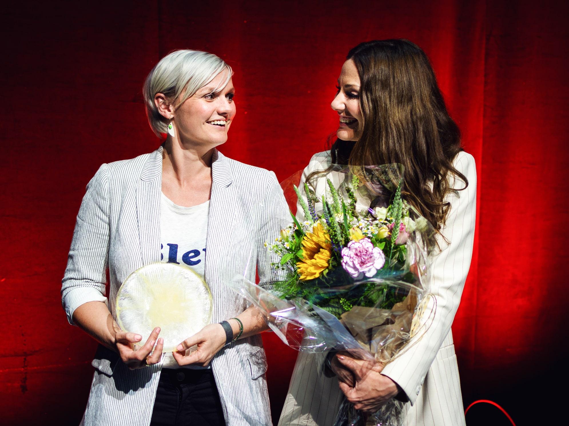 odin awards prize