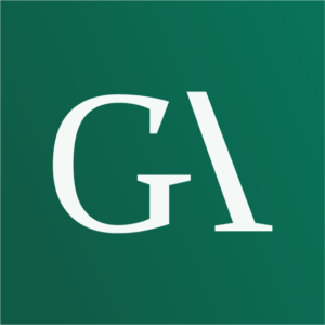Grønbek Andersen logo