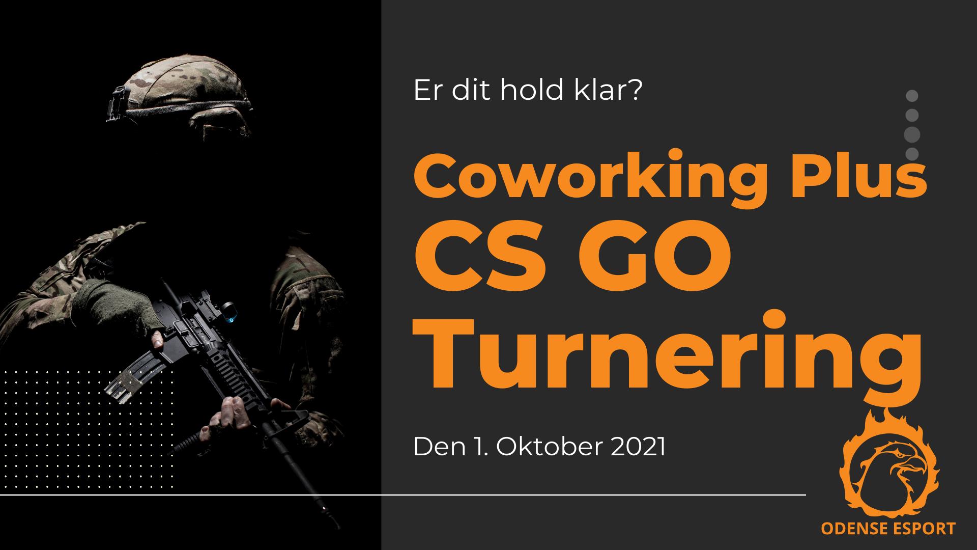 Coworking Plus CS:GO Turnering
